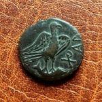 Ольвия. Дупондий. 69-70 гг. н.э.