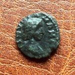 Ольвия. Трессис Юлии Мамеи. 222-235 гг.