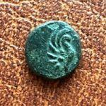 Пантикапей. Дихалк. 230-220  гг. до н.э.