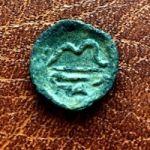Пантикапей. Дихалк. 220-210 гг. до н.э.