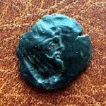 Пантикапей. Тетрахалк. 220-210 гг. до н.э.