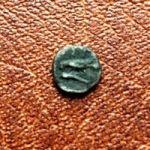 Фракия. Истрия гемиобол IV век до н.э.