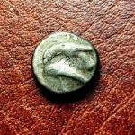 Фракия. Истрия драхма IV в. до н.э.