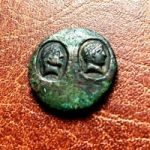 Тира. Монета переходного периода
