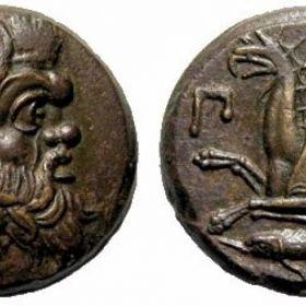 Монеты Боспорского царства