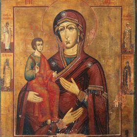 Старые русские иконы