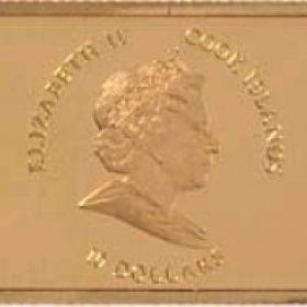 Монета Островов Кука