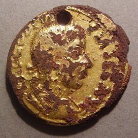 Черняховская монета