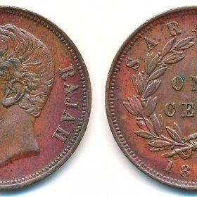 Монета Саравака