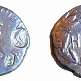 Уникальная монета Савромата I
