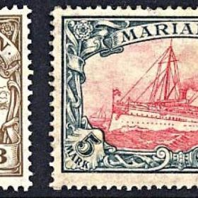Марки Западного Самоа