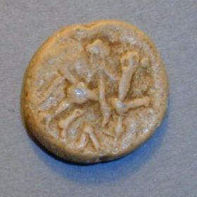 Свинцовые монеты кельтов