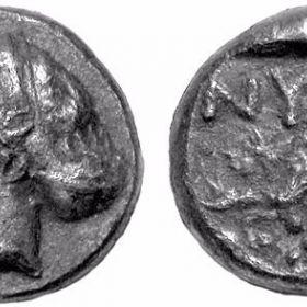 Монеты Нимфея