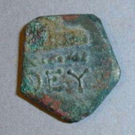 Монета Феодосии