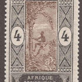 Почтовые марки Дагомеи