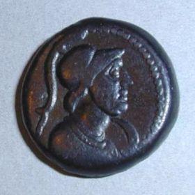Медные монеты Динамии