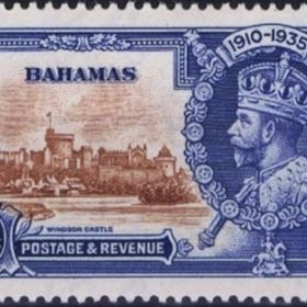 Марки Багамских островов