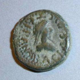 Монета царя Тейрана