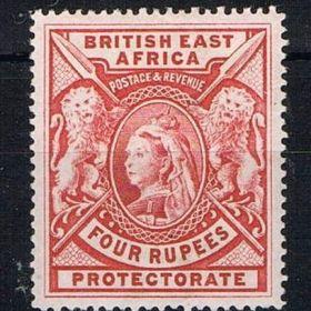 Британская Восточная Африка