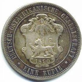 Рупии Германской Восточной Африки