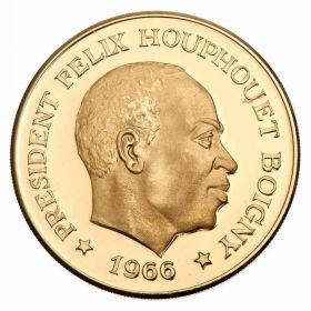 Монета Кот-д'Ивуар