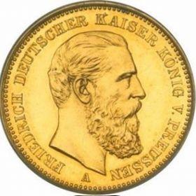 Монета Фридриха III