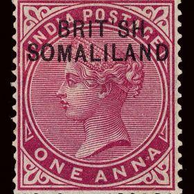 Марки Британского Сомалиленда