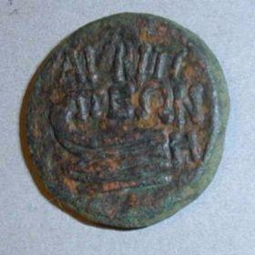 Монеты Агриппии
