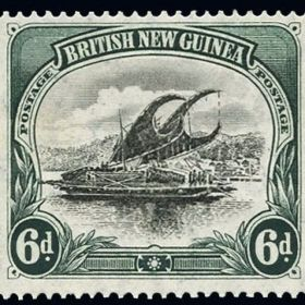 Марки Британской Новой Гвинеи