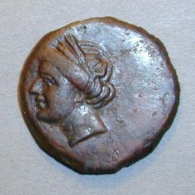 Тирская монета