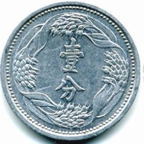 Монеты Маньчжоу-Го
