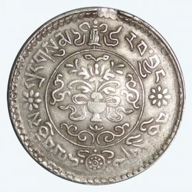 Монеты Тибета