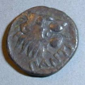 Гемидрахма Пантикапея