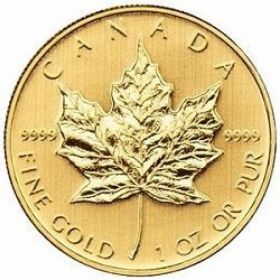 Золото Канады