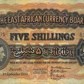 Банкноты английских колоний