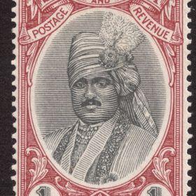 Марки Индийских княжеств