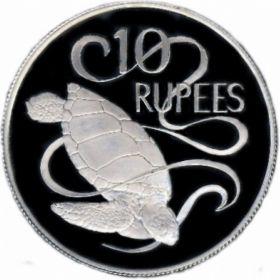 Монета Сейшельских островов