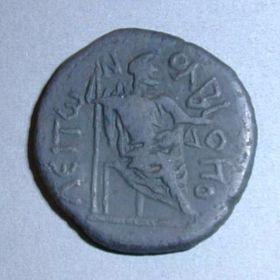 Монета Ольвии