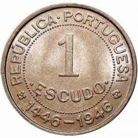 Монеты Гвинеи-Бисау