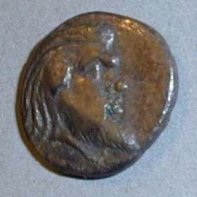 Монета Пантикапея