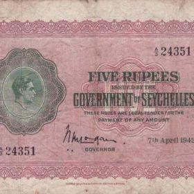 Сейшельские банкноты