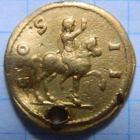 Римский ауреус-донатив