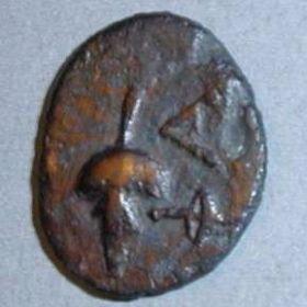 Монета Фанагории