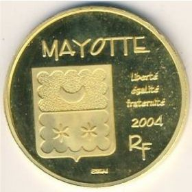 Золото Майотты