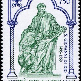 Марки Ватикана