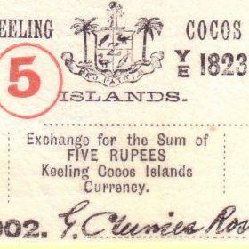 Банкноты Кокосовых Островов