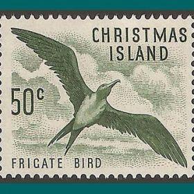 Марки Острова Рождества