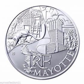 Монеты Майотты