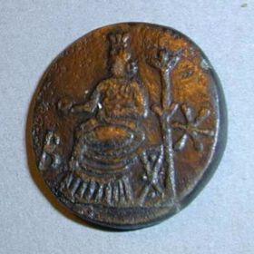 Денарий Котиса III