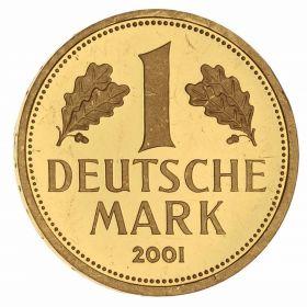 Немецкая золотая марка